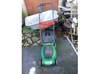 Bosch Lawn mower.
