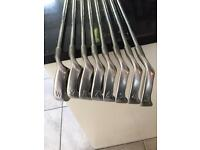 Ping Isi irons 3 to pw