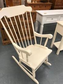 Freshly sprayed Rocking Chair