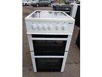 BEKO BDC5422AW 50cm ELECTRIC COOKER-WHITE