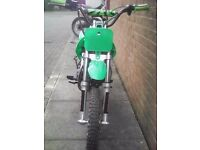 125 pit bike