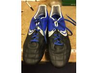 Brand new football boots size 10