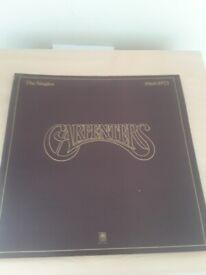 Carpenters The Singles LP
