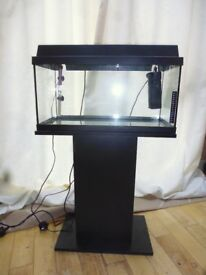 Two 54 litre Fish tanks plus Accessories