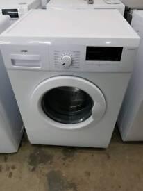 LOGIKL814WM16 Washing Machine - White*exdisplay*