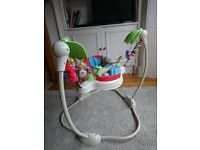 Luv U Zoo Jumperoo by Fisher Price