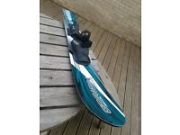 Obrien Freecarve mono ski M/XL 895 binding