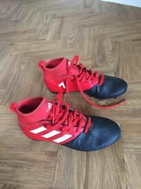 Adidas 17.3 football boots size uk 5