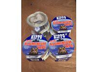 Roles Aluminium Tape