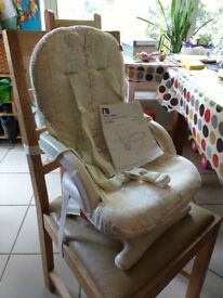 Mothercare travel booster seat, including carry bag - vgc