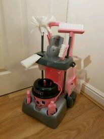 Hetty Deluxe Toy Cleaning Trolley