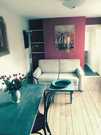 2 Bedroom Furnished Flat central Kingston