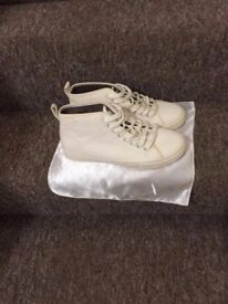 White Trainers - Size 8