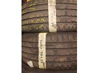 4x Continental tyres LIKE NEW