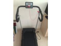 Electric Treadmill by Homecom