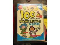 Nursery rhymes dvd
