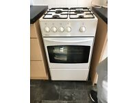 Gas cooker immaculate only selling as got a new one