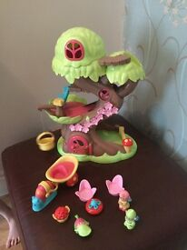 ELC Happyland tree house.