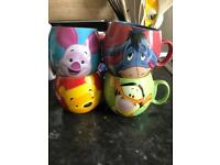 4 x mugs