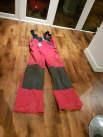 Sailing trouser XL breathable