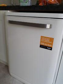 Cream Dishwasher..BUSH model