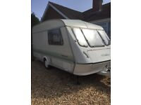 Elddis Minstrel 2 Berth Caravan