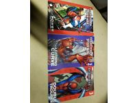 Ultimate Spiderman comic vol 1-3 (collects issues 1-21)