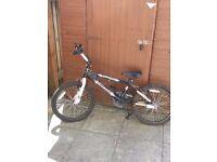 Black Dunlop Element BMX Bike