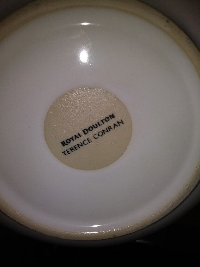 Royal Doulton Terence Conran Large Teapot