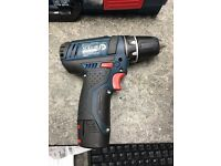 Bosch Power Drill Boxed With Charger