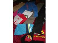 Boys Clothes Bundle Age 9-10