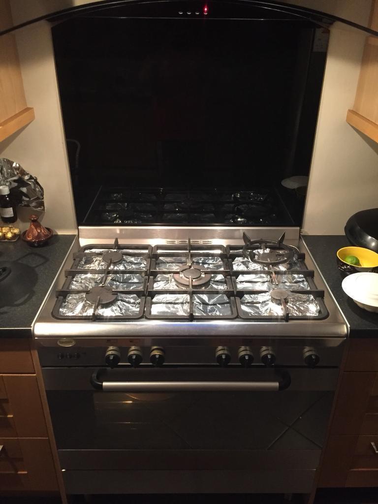 Baumatic BCG9100ss Gas cooker