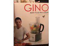 Gino Dacampo food processor