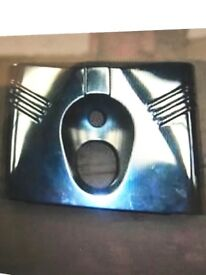 Harley Davidson front headlight cover