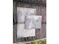 14x10 Penrhyn reclaimed Bangor blue slates