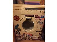 Funky Zanussi washing machine