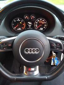 Audi A3 S-line Sportback black edition