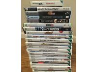 41 DVDs , wii ,Xbox 360 ,ds and psp games £30ono