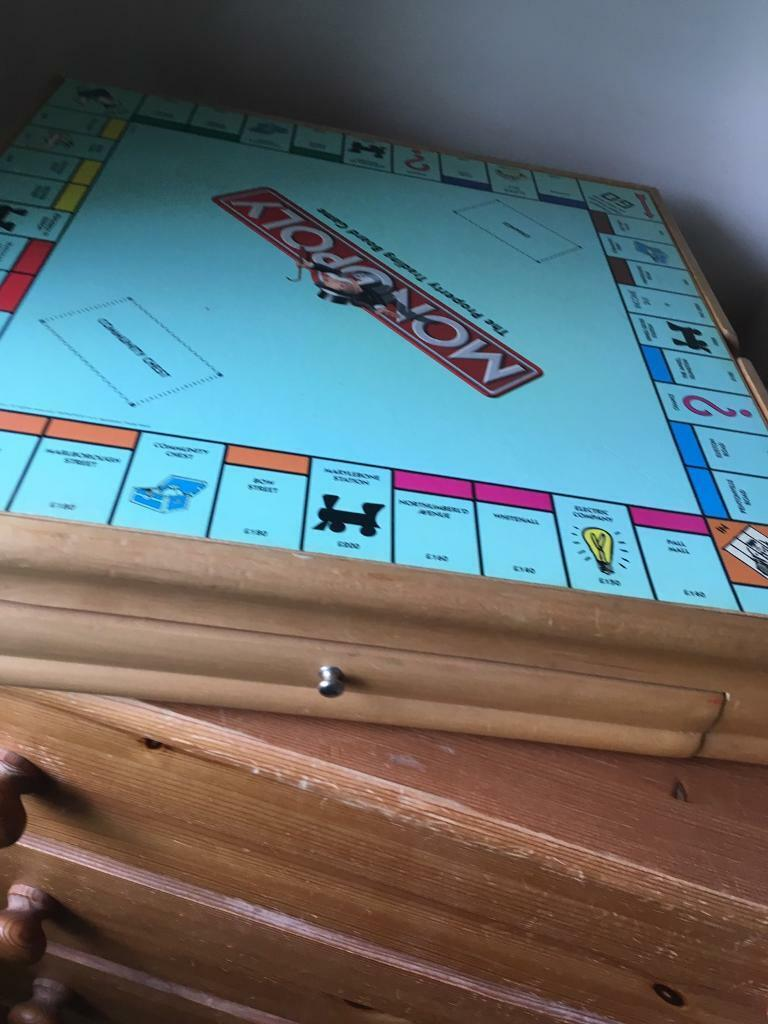 Games In A Solid Wooden Box In Witham Essex Gumtree