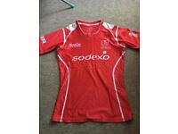 Army 7's rugby shirt