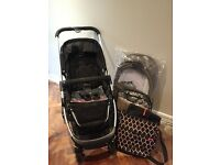 Icandy cherry pushchair and carrycot