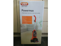 Vax Powermax Carpet Washer NEW