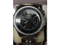 Mens Breitling watches new heavy and automatic good quality