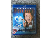 Scrooged Blu-ray