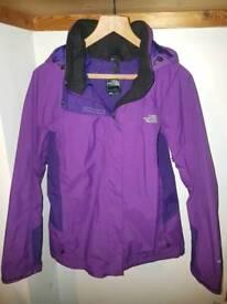 Genuine North Face waterproof jacket