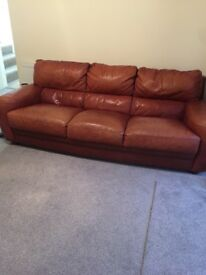 Beautiful 3 seater & 2 seater sofas
