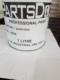 Professional boat paint