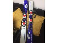 Salomon snow blades 99.9cm
