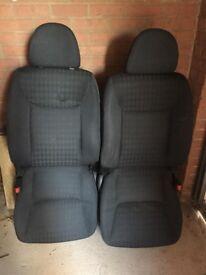 Honda Civic Front Seats