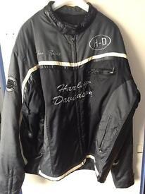 XXL Harley Davidson coat